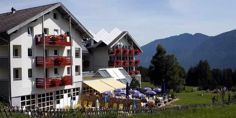 Hotel Belmont Sommer