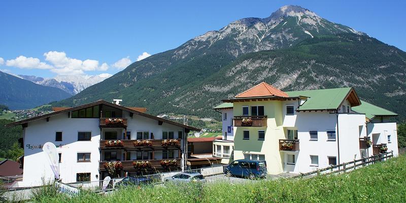 Hotel Lärchenwald Sommer