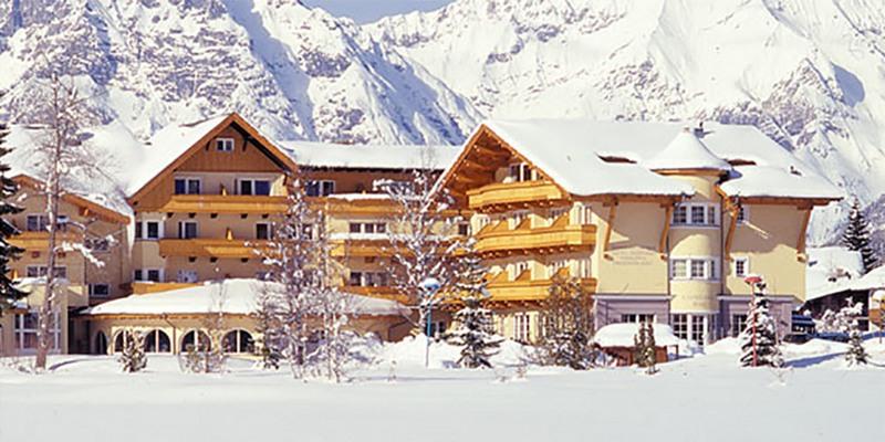 Hotel Seespitz-Zeit im Winter