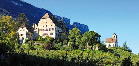 Schloss Englar in Eppan