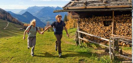 Wandern im Alpbachtal