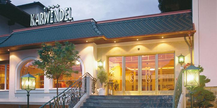 Wellnesshotel Karwendel3