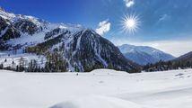 Pura felicità sulla neve