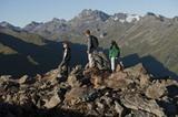 Bergwanderer im Paznaun