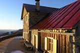 Bonnerhütte im Winter