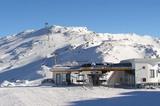 Der westliche Ausgangspunkt des Krimml-Express in der Zillertal Arena