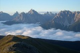 Grandiose Aussicht von der Bonnerhütte