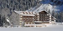 Hotel Weissseespitze im Winter