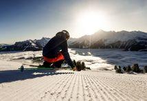 Vacanza sugli sci