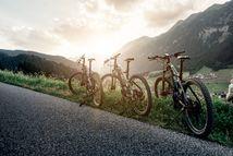 Settimane in mountainbike