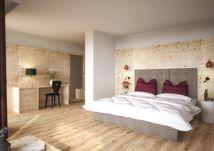 Wohnbeispiel Premium Suite ALPENROSE