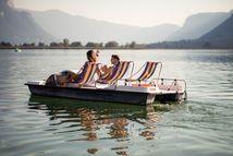 Gioie autunnali al lago