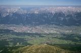 Innsbruck Luftbild
