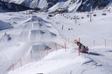 Jumps im Skiparadies Ischgl