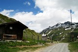 Klammljoch, Grenze Österreich-Italien