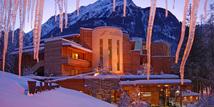 Naturhotel Waldklause im Winter