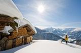 Schneeschuhtour Inneralpbach