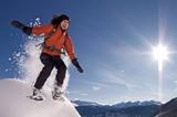 Schneeschuhwandern in Hochimst