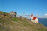 Schutzhütte Latzfonser Kreuz mit