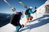 Skifahren Grubigstein