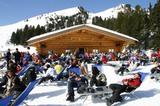 Skihütte Baita Vallongia