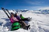 Skispaß am Hochzeiger