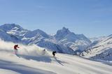 Skispaß in St. Anton am Arlberg