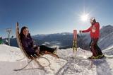 Spaß im Imster Skigebiet