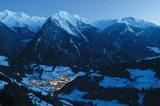 St. Leonhard, Winter Nachtaufnahme