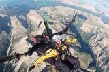 Tandemflug in den Dolomiten