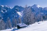 Winterstimmung im Stubai